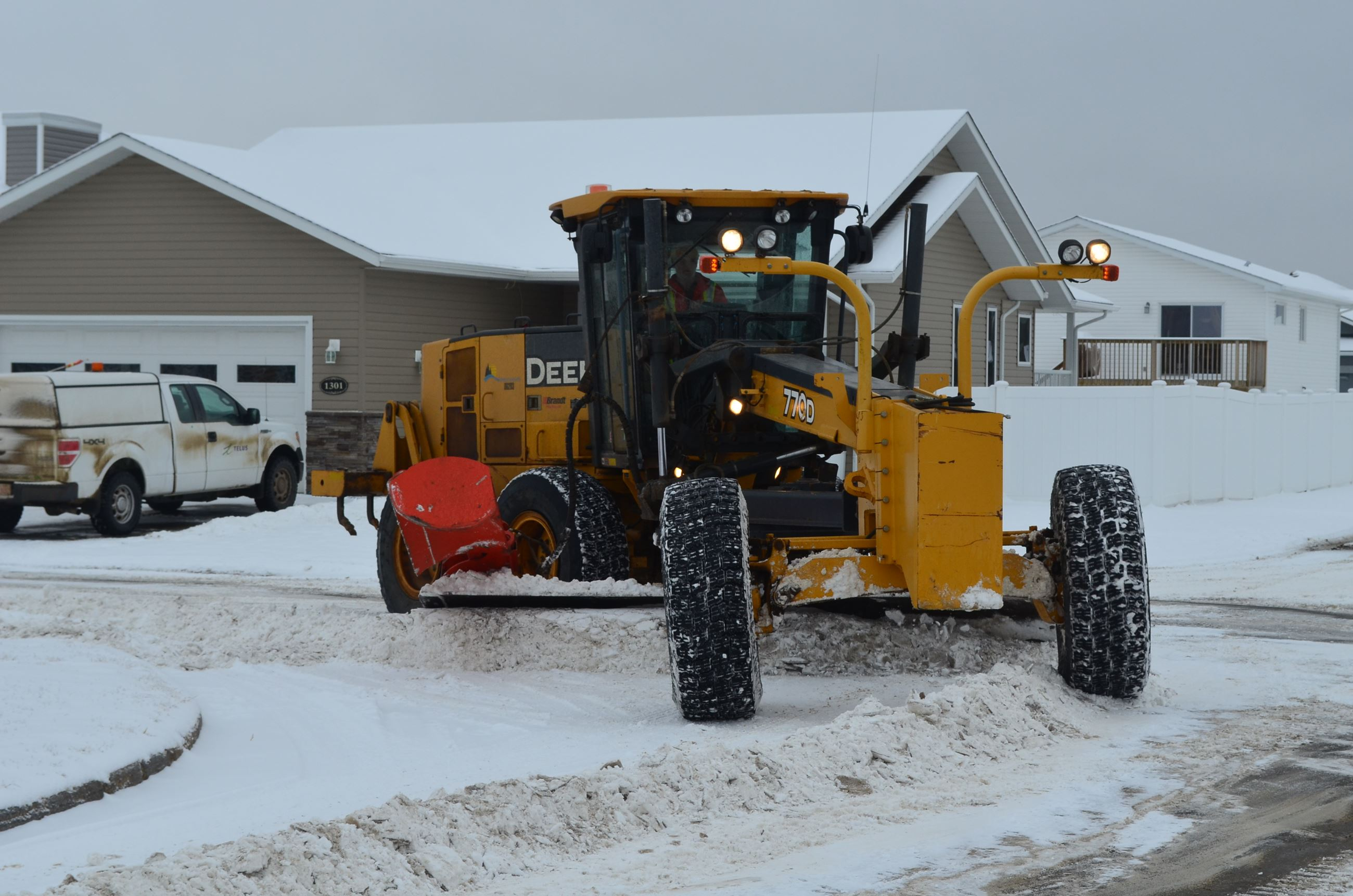 C4) Snow Removal