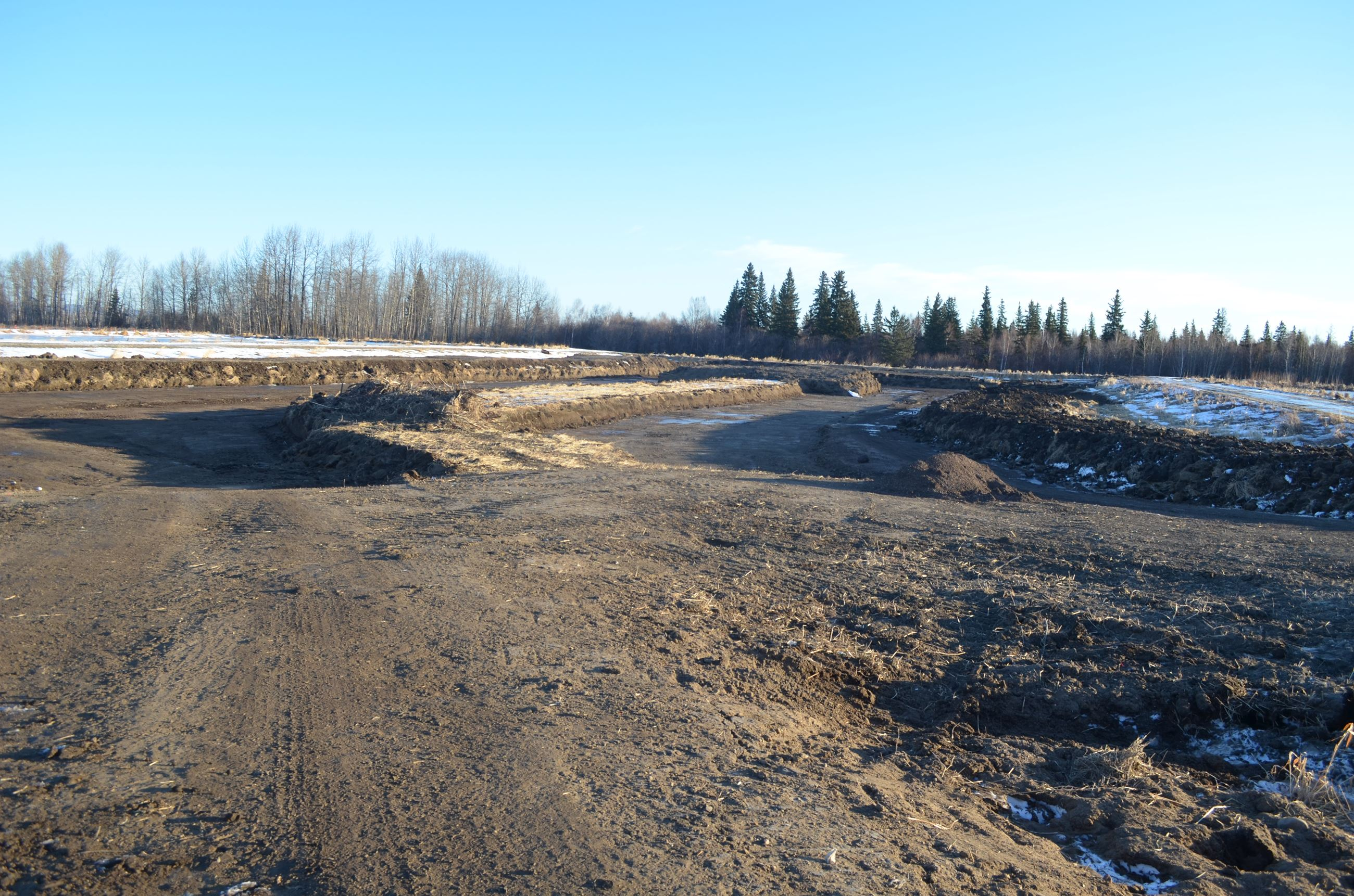 Sewage Lagoon December 12th Update 1