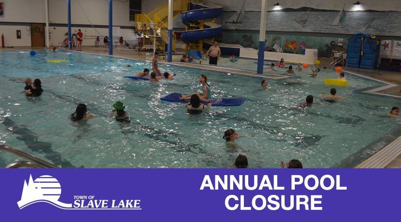 Aquatic Centre Annual Pool Closure