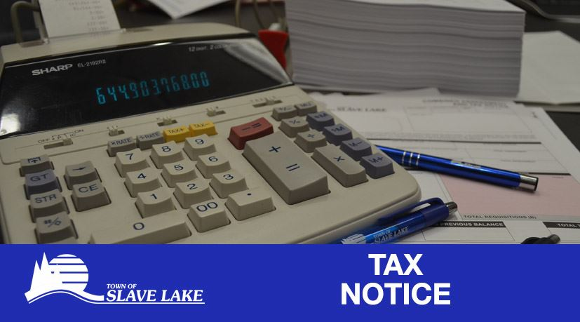 Taxes - Tax Notice
