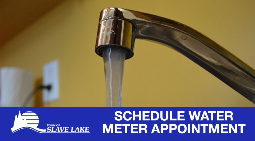 Utilities - Schedule Water Meter Appointment