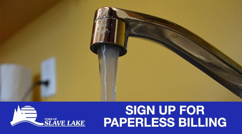 Utilities - Sign up for Paperless Biling