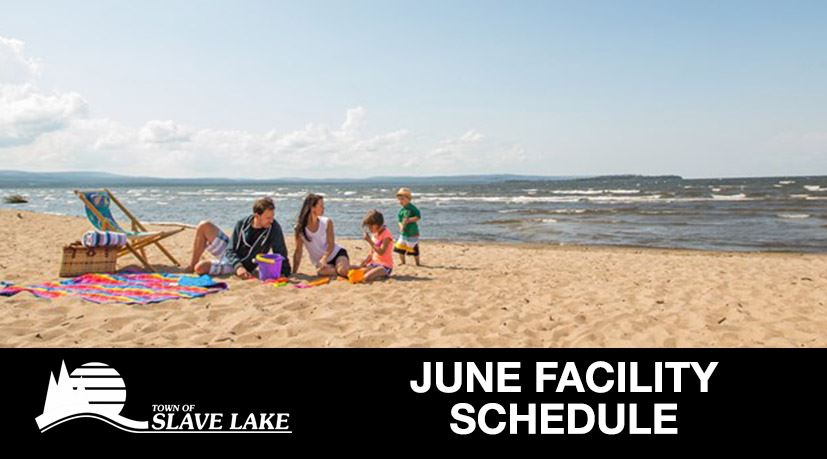 Facility Schedule - June