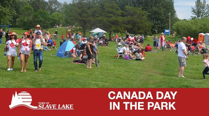 Canada DAy in the Park