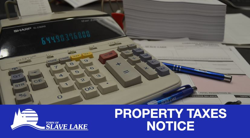 Property Taxes Notice