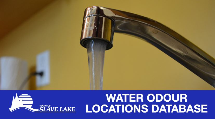 Water Odour Locations Database