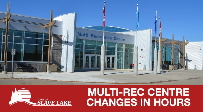 Multi-Rec Centre Changes in Hours
