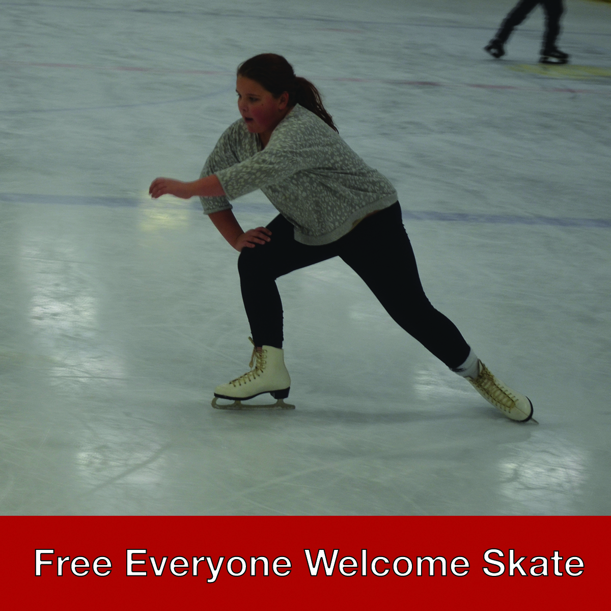 Free Everyone Welcome Skate