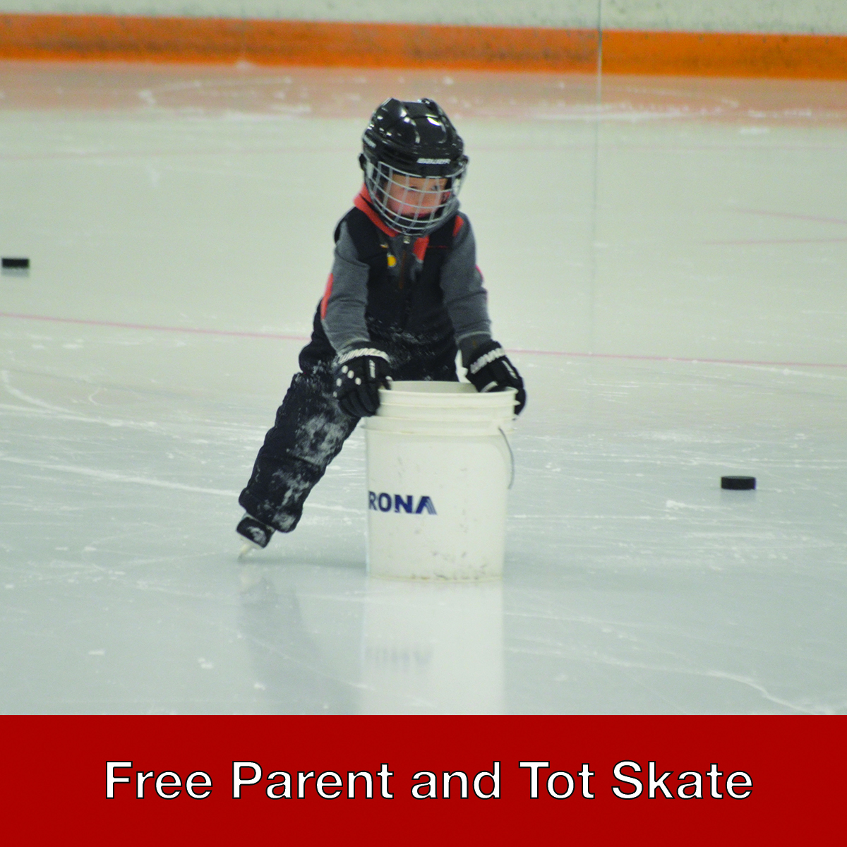 Free Parent and Tot Skate