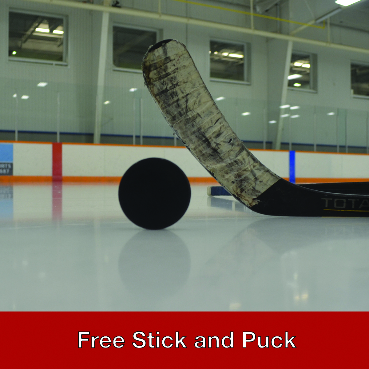Free Stick and Puck
