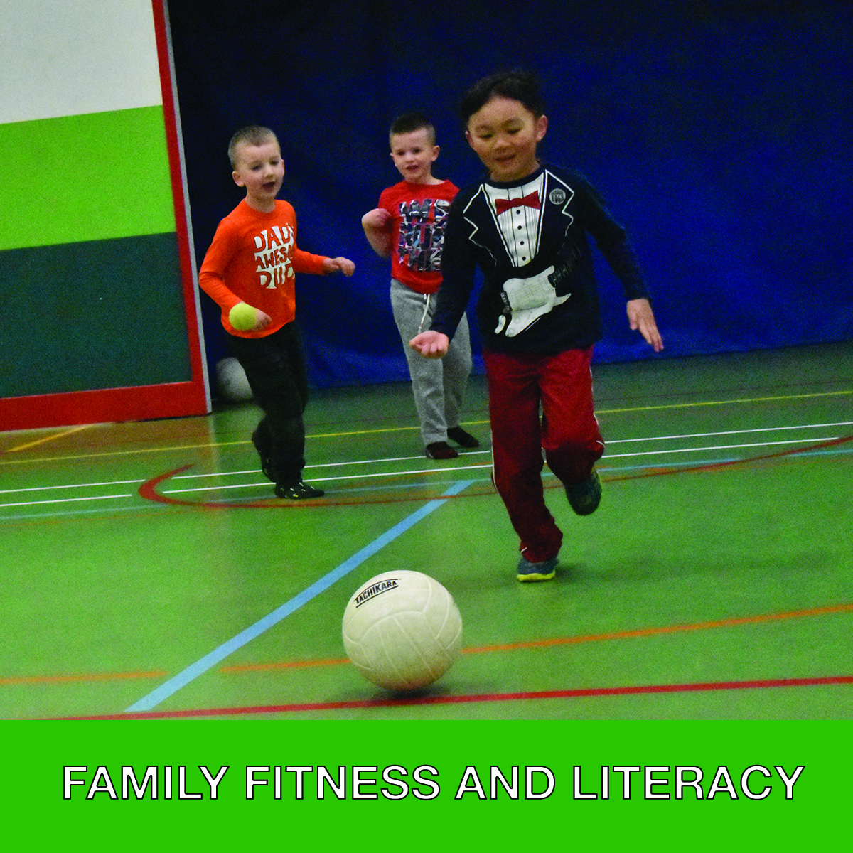 Family Fitness and Literacy