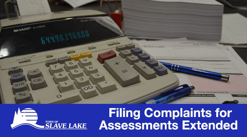 Filing Complaints for Assessments