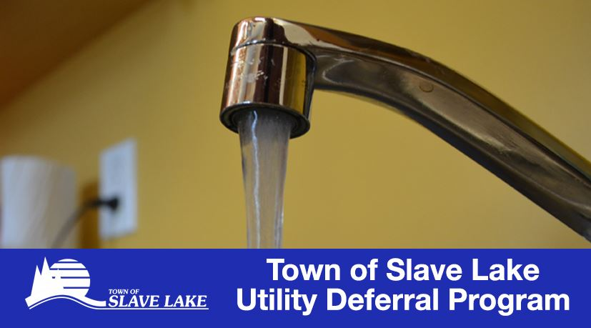 Town of Slave Lake utility deferral program