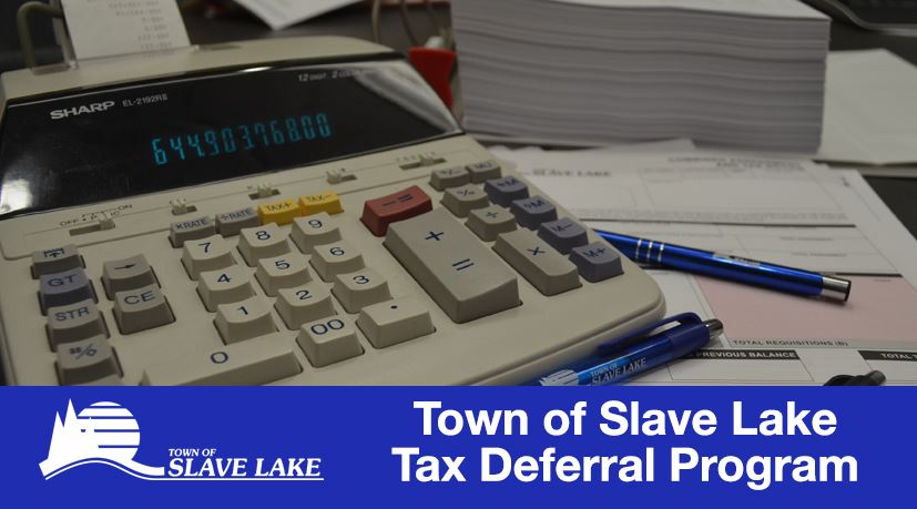 Town of Slave Lake tax deferral program