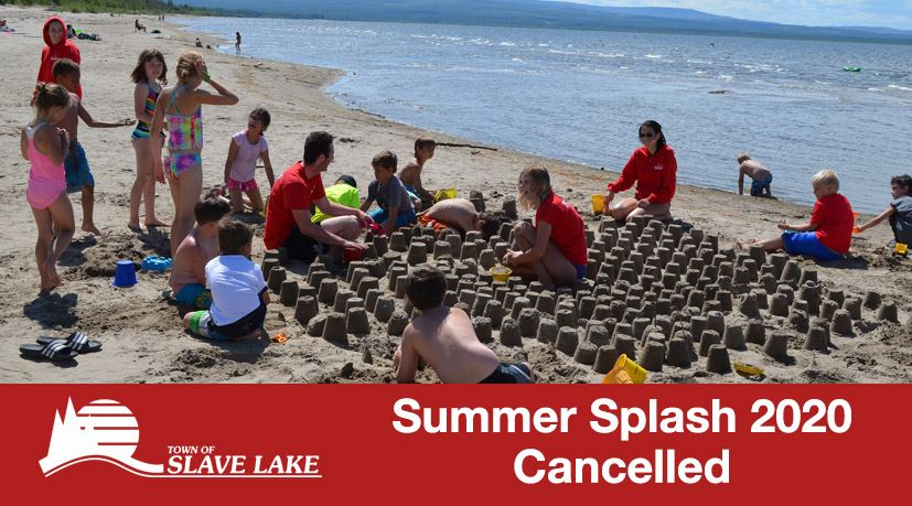 Summer Splash 2020 - Cancelled