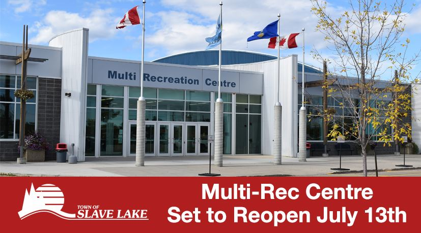 MRC set to reopen on July 13th