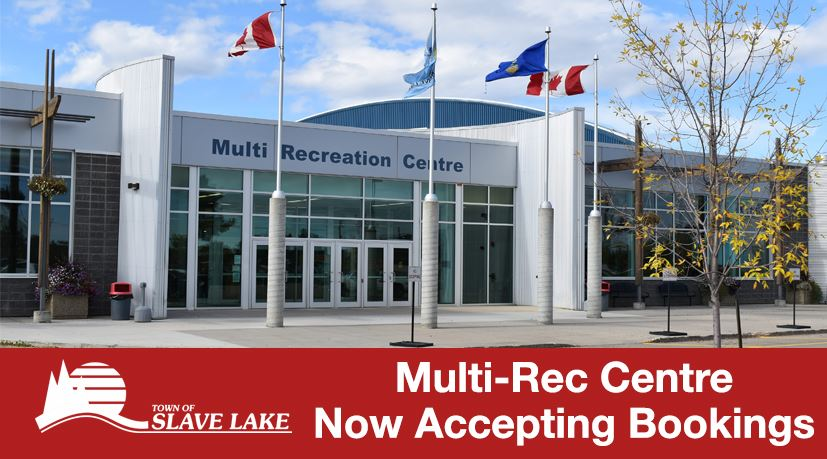 MRC now accepting bookings