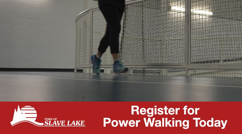 Power Walking Course