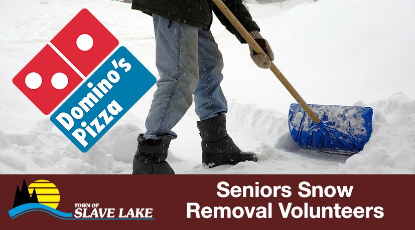 Seniors Snow Removal Volunteers