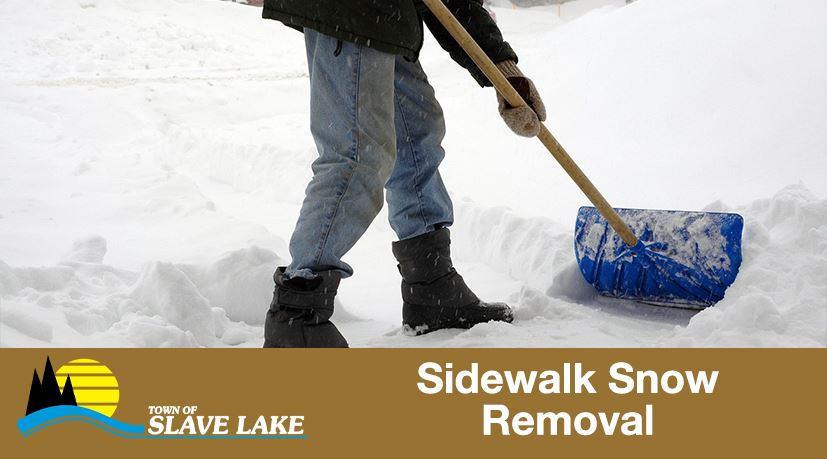 Sidewalk Snow Removal