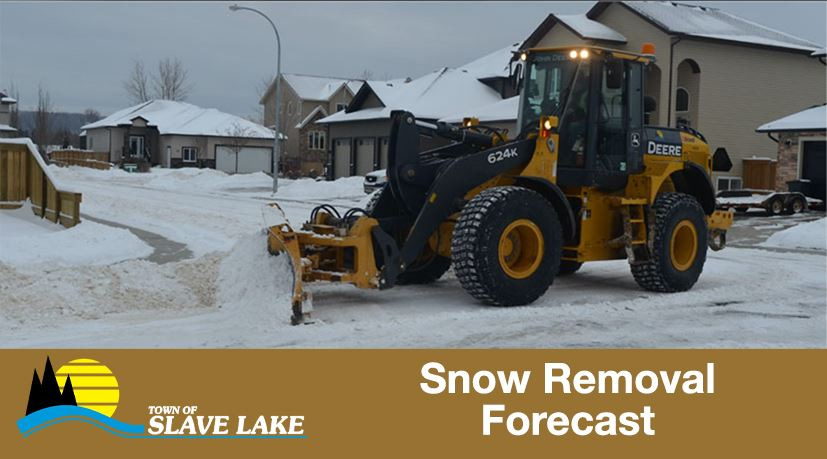 Snow Removal Forecast