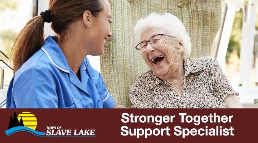 Stronger Together  Support Specialist