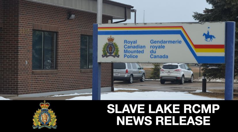 Slave Lake RCMP News Release - Winter