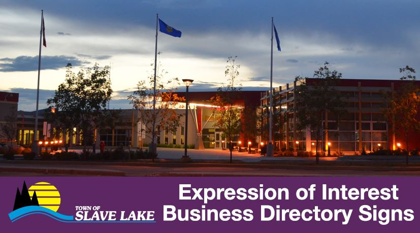 EOI - Business Directory Signs