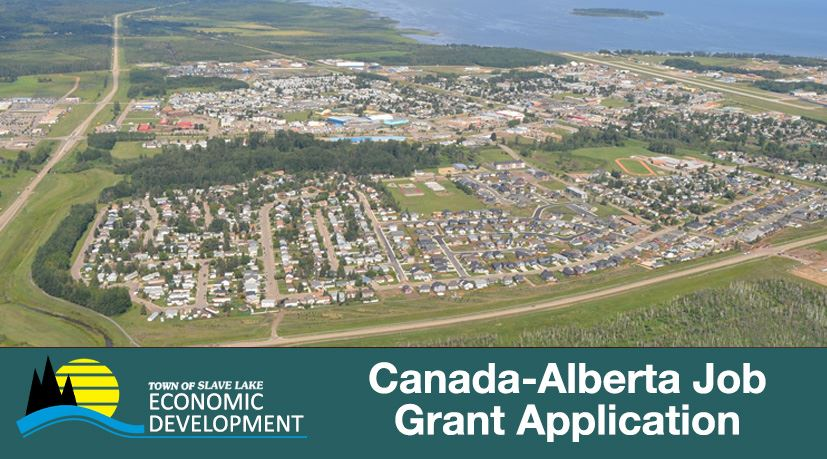 Canada-Alberta Job Grant Application