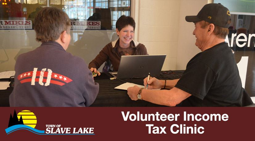 Volunteer Income  Tax Clinic