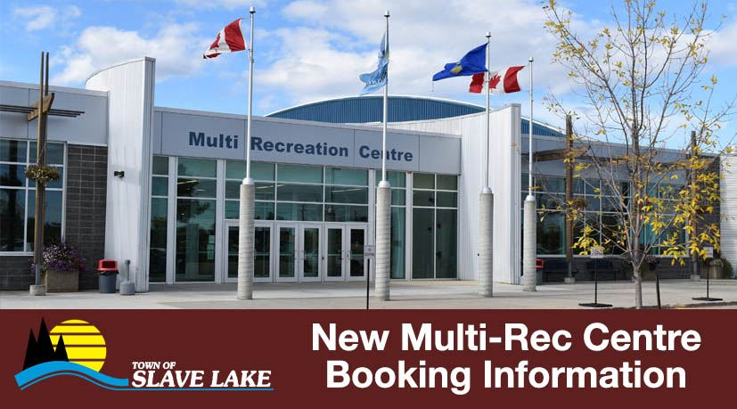 New MRC Booking Information