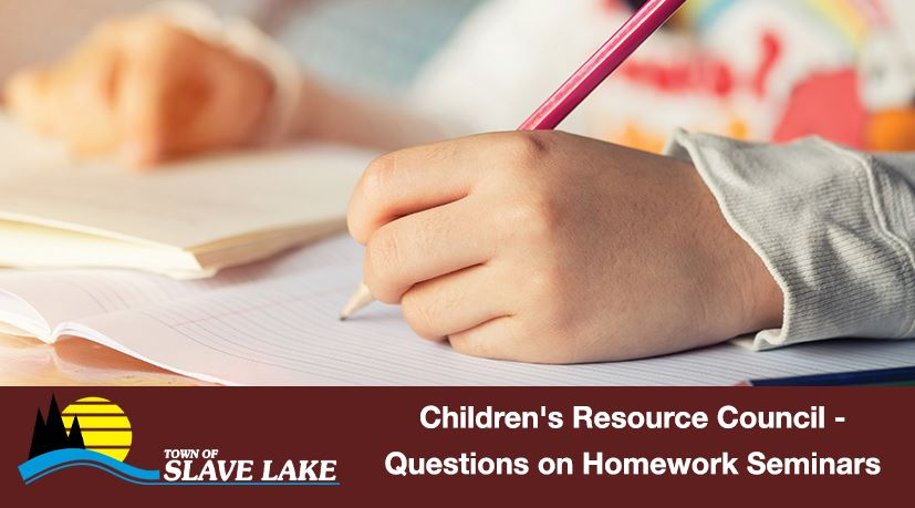 Childrens Resource Council  Homework Seminars
