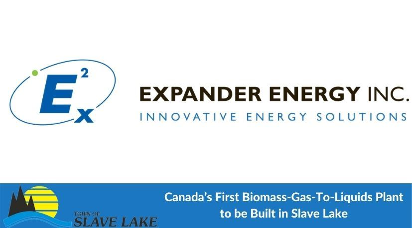 Canadas first biomass gas to liquids plant to be built in Slave Lake